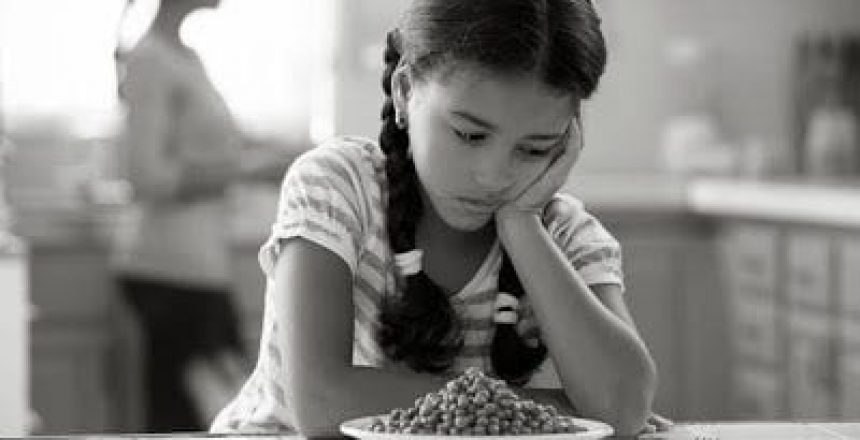 anorexia infantil